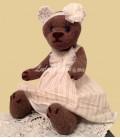 Ourson de collection Teddy bear Clotilde