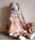 Lapinette Alice objet de décoration ou jouet de collection