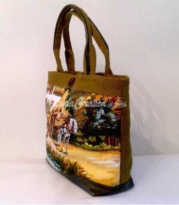 Le sac cabas lumineux pour l'été